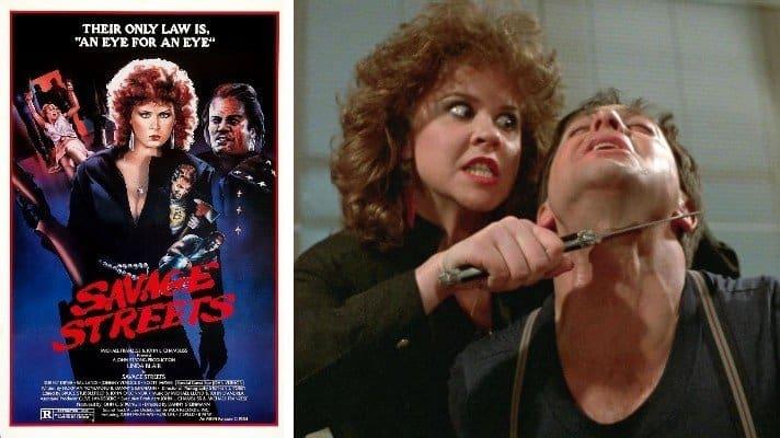 savage streets film 1984