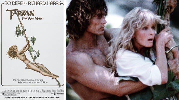 tarzan the ape man film 1981
