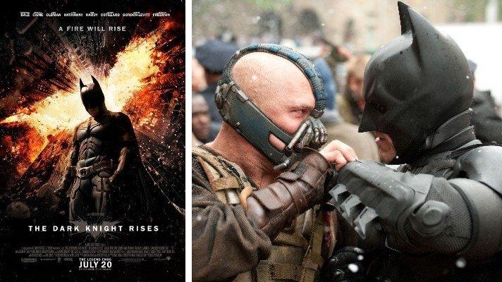 the dark knight rises film 2012