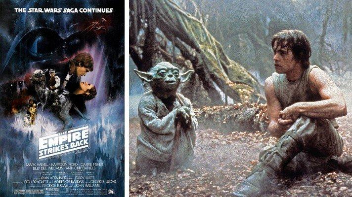 the empire strikes back film 1980