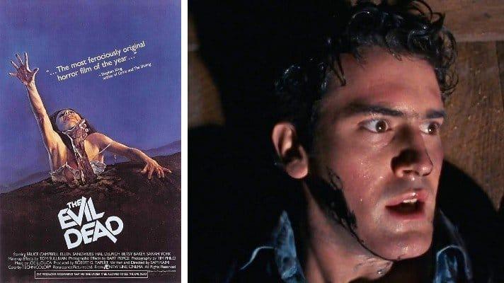 the evil dead film 1981