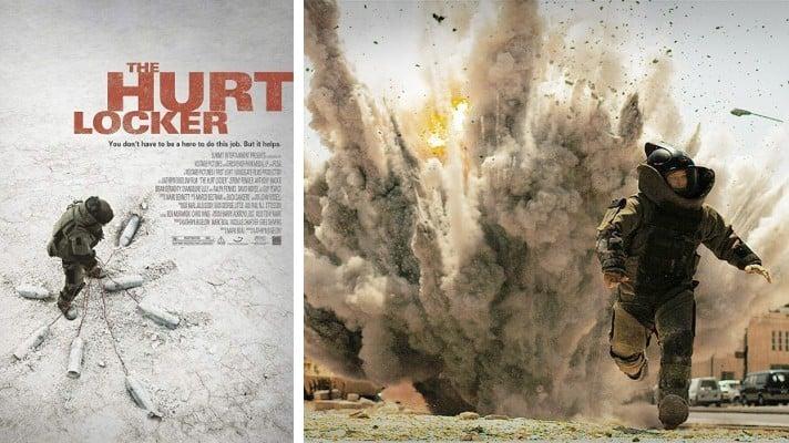 the hurt locker 2008 film