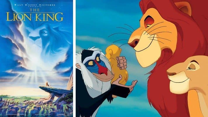 the lion king 1994 film
