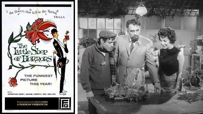the little shop of horrors 1960 film