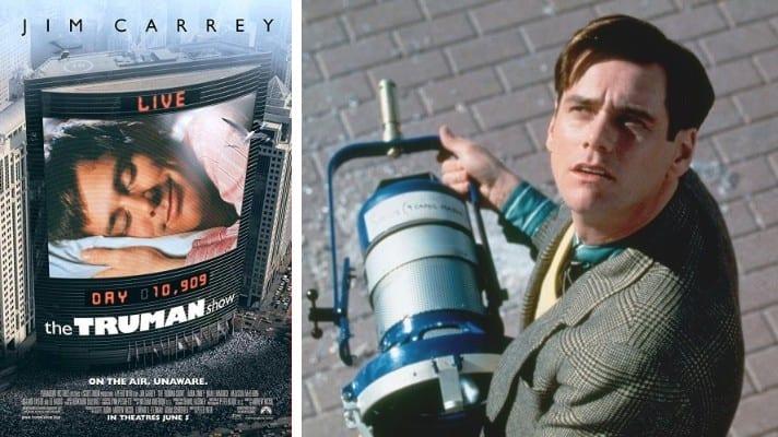 the truman show 1998 film