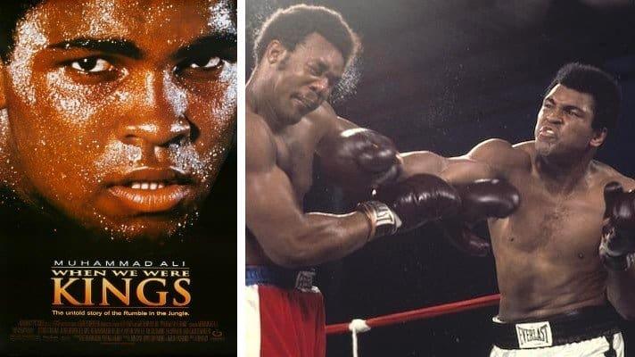 when we were kings film 1996