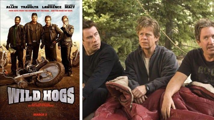 wild hogs 2007 film