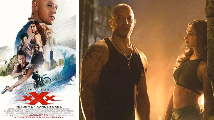 xXx: Return of Xander Cage 2017 film