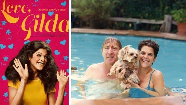 Love, Gilda film 2018