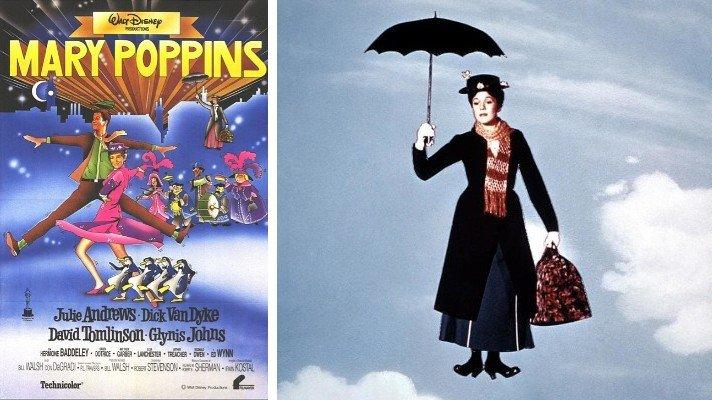 Mary Poppins film 1964