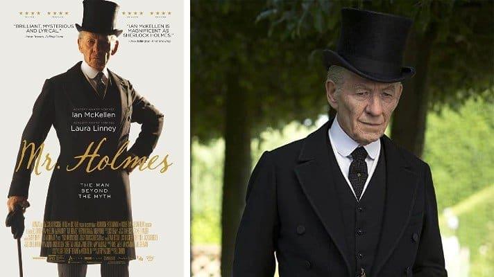 Mr. Holmes film 2015