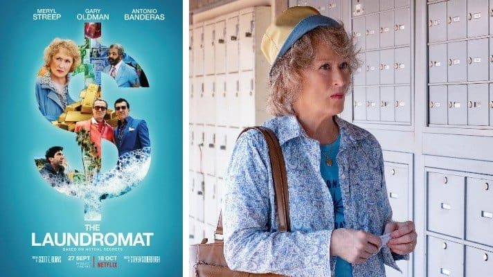 The Laundromat film 2019