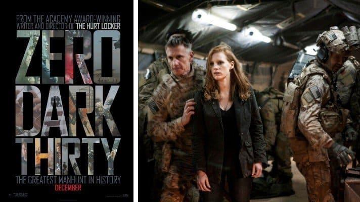 Zero Dark Thirty film 2012