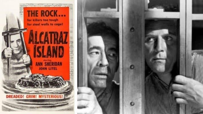 Alcatraz Island movie 1937