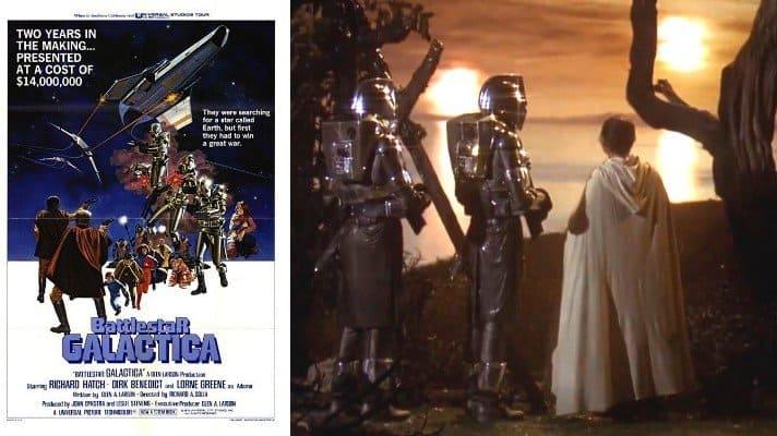Battlestar Galactica movie 1978