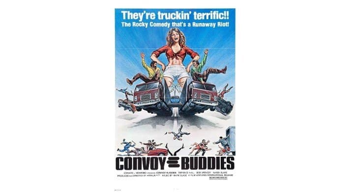 Convoy Buddies movie 1975