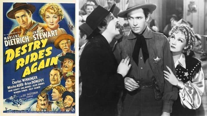 Destry Rides Again movie 1939