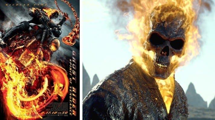 Ghost Rider 2011 movie