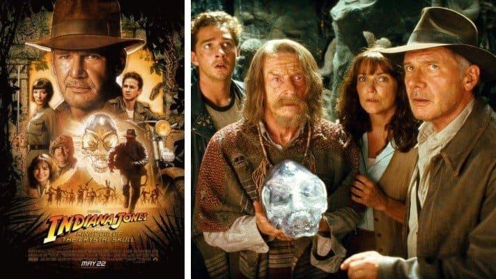 Indiana Jones and the Kingdom of the Crystal Skull 2008 movie