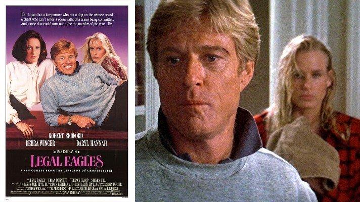 Legal Eagles movie 1986