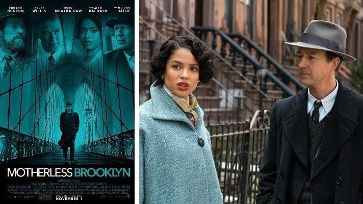 Motherless Brooklyn movie 2019