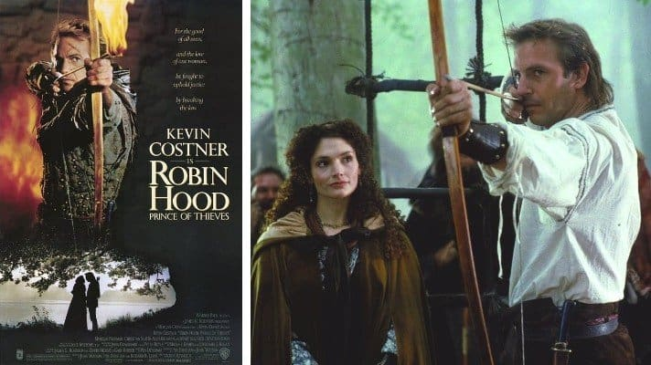 Robin Hood: Prince of Thieves 1991 movie