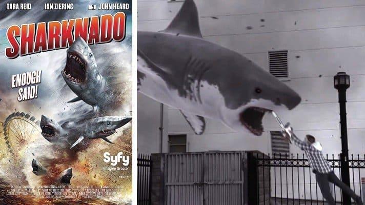 Sharknado movie 2013