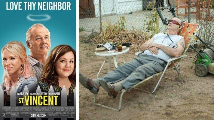 St. Vincent movie 2014