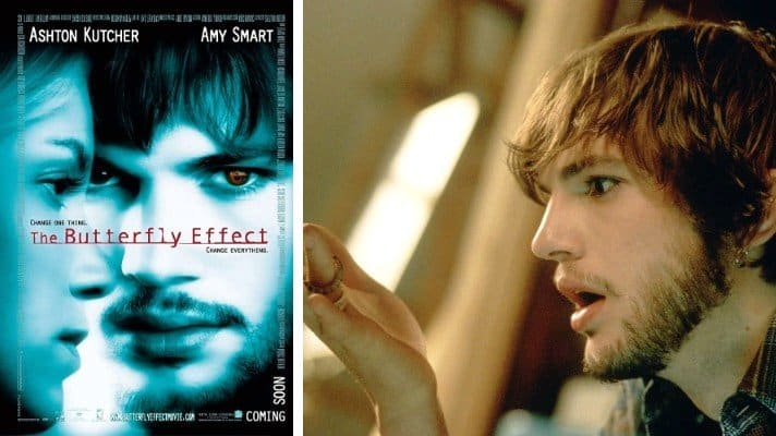 The Butterfly Effect 2004 movie