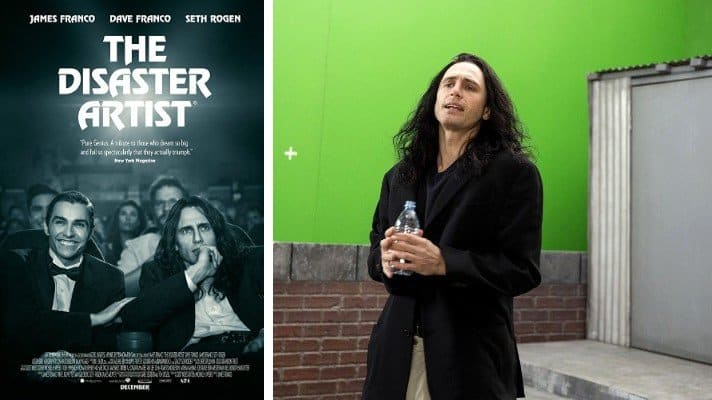 The Disaster Artist movie 2017