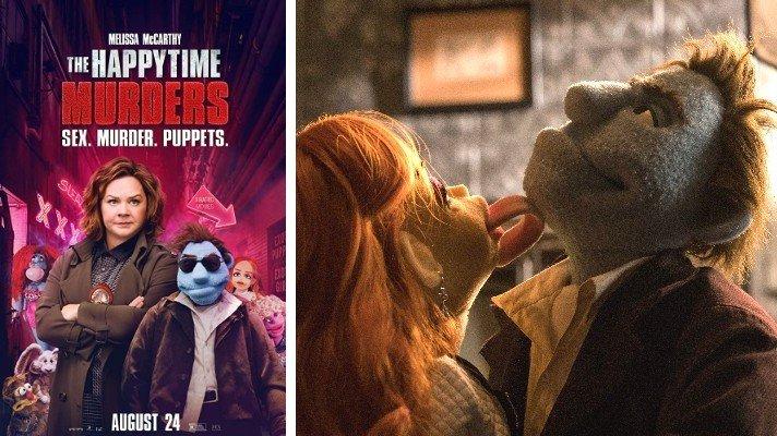 The Happytime Murders movie 2018