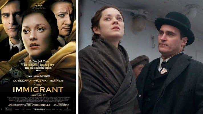 The Immigrant movie 2013