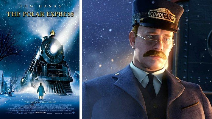 The Polar Express 2004 movie