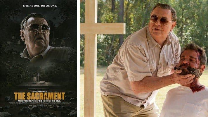The Sacrament movie 2013