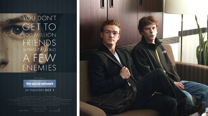 The Social Network 2010 movie