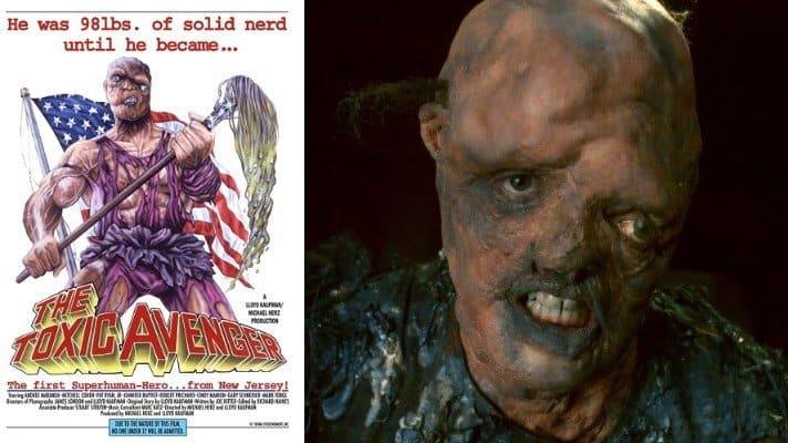 The Toxic Avenger movie 1984
