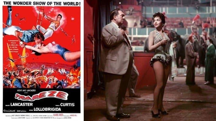 Trapeze movie 1956