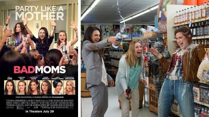 bad moms movie 2016