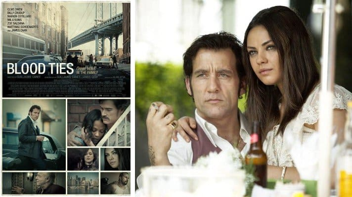 blood ties movie 2013
