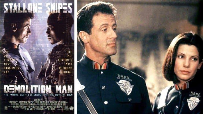 demolition man 1993 movie