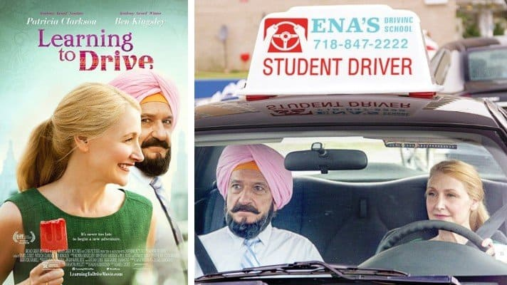 learning to drive 2014 movie