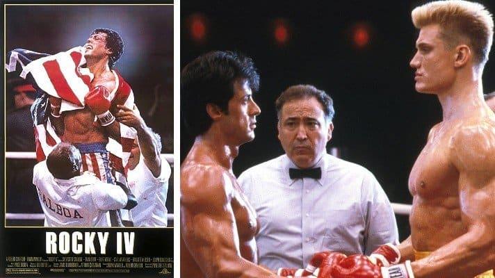 rocky IV 1985 movie