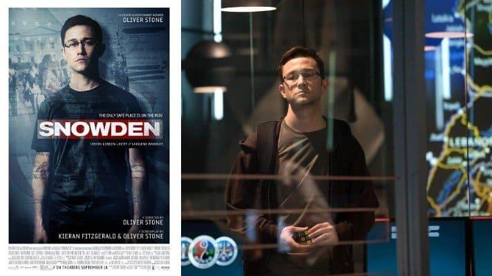snowden movie 2016