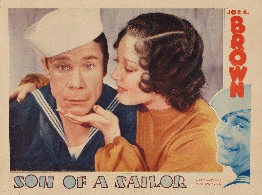 son of a sailor movie 1933