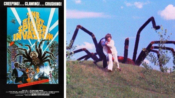 the giant spider invasion 1975 movie