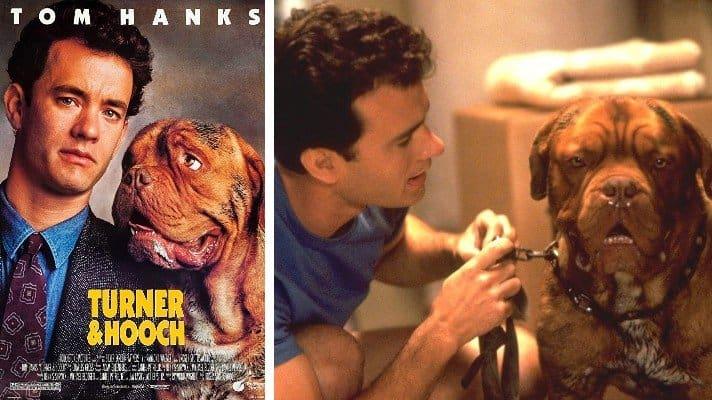 turner & hooch movie 1989