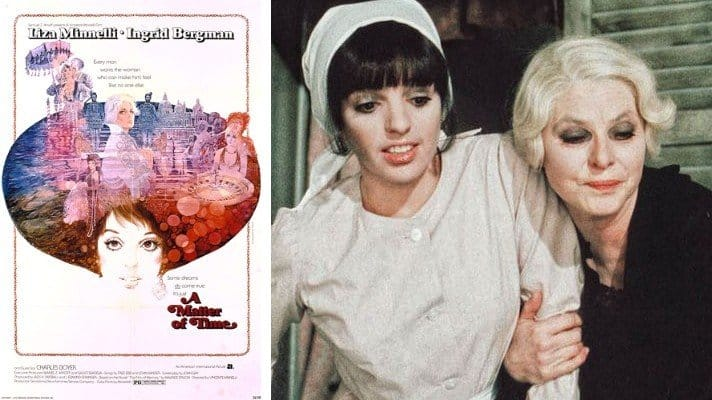 A Matter of Time movie 1976