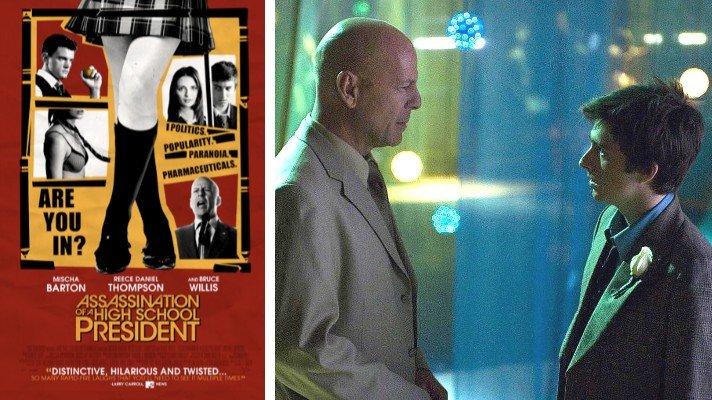 Assassination of a High School President movie 2008