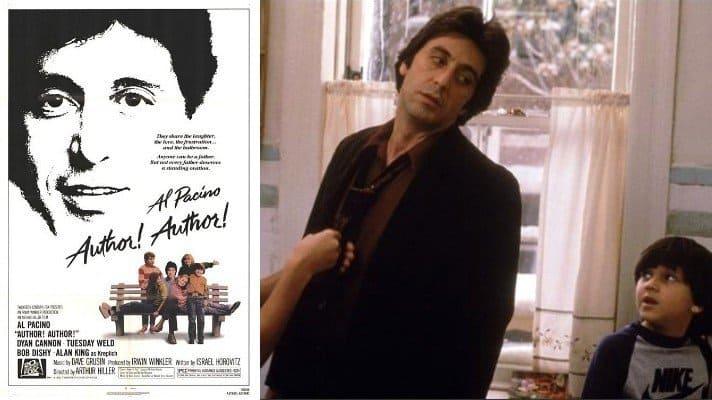 Author! Author! 1982 movie pacino