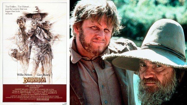 Barbarosa movie 1982